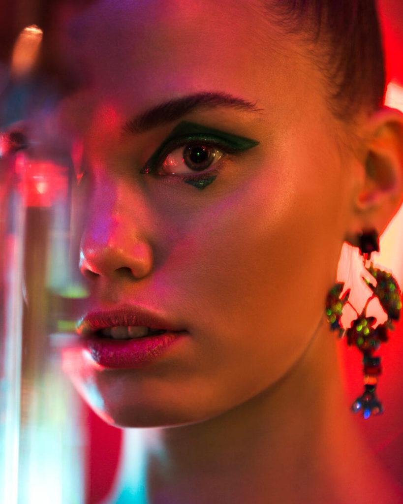 Fashion / Beauty фотосъемка в Москве